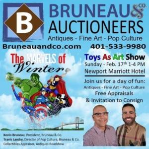 Toys as Art - Show and Appraisals @ Newport Marriott Hotel   Newport   Rhode Island   United States