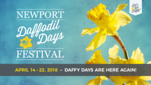 Newport Daffodil Days Festival @ Various throughout Newport