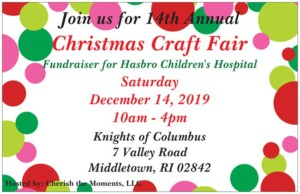 Christmas Craft Fair @ Knights of Columbus | Middletown | Rhode Island | United States