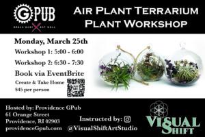 Plant Night at GPub! @ Providence GPub | St. Augustine | Florida | United States