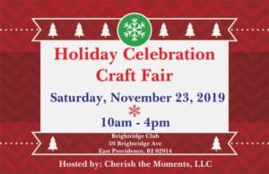 Holiday Celebration Craft Fair @ Brightridge Club | East Providence | Rhode Island | United States