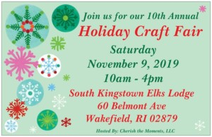 Holiday Craft Fair @ South Kingstown Elks Lodge | South Kingstown | Rhode Island | United States