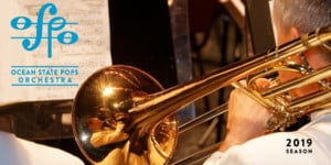 """Ocean State Pops Orchestra """"From Rossini to Rodgers: A Salute to the Stage"""" @ St. Kevin Church 
