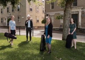 Newport String Quartet: Season Finale Concert at IYRS @ IYRS School of Technology and Trades | Newport | Rhode Island | United States