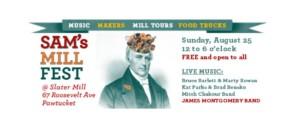 Sam's Mill Fest @ Slater Mill | Pawtucket | Rhode Island | United States