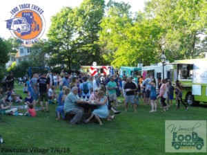 Warwick Food Truck Nights - The Greenwich Mills @ The Greenwich Mills | East Greenwich | Rhode Island | United States