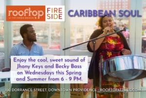 Caribbean Soul with Jhony Keys and Becky Bass @ Rooftop at the ProvidenceG | Providence | Rhode Island | United States