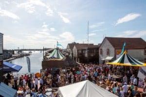 Newport Waterfront Oyster Festival @ Bowen's Wharf | Newport | Rhode Island | United States
