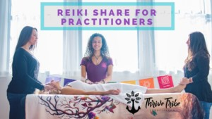 Reiki Share for Practitioners @ Thrive Tribe RI | East Providence | Rhode Island | United States
