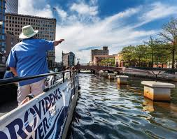 Narrated Daytime Tours and Sunset Cruises @ Providence River Boat Co. | Providence | Rhode Island | United States