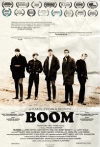 Jordan Albertsen's BOOM: Screens at Sene film, Music and Art Festival @ Brooklyn Coffee House | Providence | Rhode Island | United States