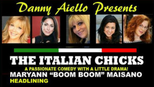 The Italian Chicks Presented by C2 Communications @ Greenwich Odeum  | East Greenwich | Rhode Island | United States