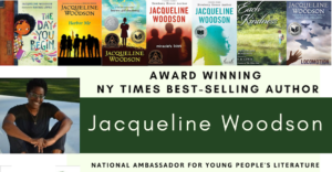 New York Times Best Selling Author Jacqueline Woodson Talk and Book Signing @ Barrington Books Garden City | Cranston | Rhode Island | United States