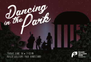 Dancing in the Park: A Celebration of Roger Williams Park @ Roger Williams Park Bandstand | Providence | Rhode Island | United States