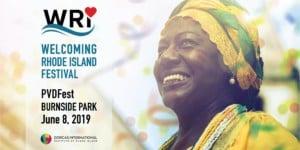 Welcoming Rhode Island Festival (WRIF) is at PVDFest! @ Burnside Park  | Providence | Rhode Island | United States