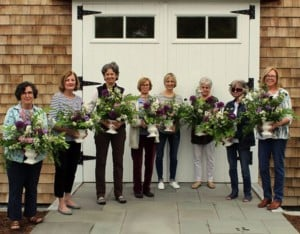 Designing by the Seasons: A Floral Arranging Series @ Blithewold Mansion, Gardens, and Arboretum | Bristol | Rhode Island | United States