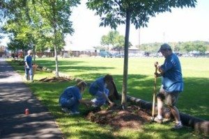 Corporate Cares Community Day(s) @ Riverpoint COMMUNITY Park | West Warwick | Rhode Island | United States