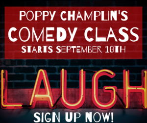 Learn Stand Up Comedy with Poppy! @ Courthouse Center for the Arts | South Kingstown | Rhode Island | United States