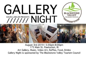 Gallery Night at the Blackstone Valley Visitor Center @ Blackstone Valley Visitor Center | Pawtucket | Rhode Island | United States