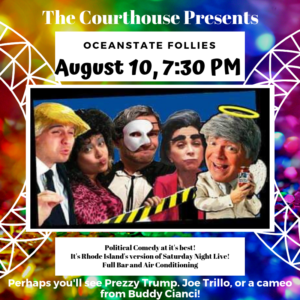 Ocean State Follies Return to The Courthouse! @ Courthouse Center for the Arts | South Kingstown | Rhode Island | United States