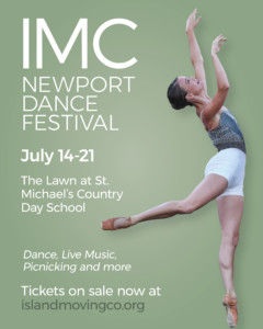 Newport Dance Festival 2019 @ The Lawn @ St. Michael's Country Day School | Newport | Rhode Island | United States