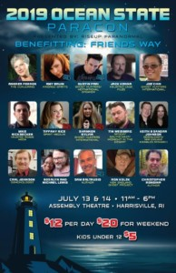 Ocean State ParaCon @ Assembly Theater | Burrillville | Rhode Island | United States