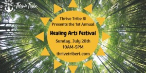 Healing Arts Festival @ Meehan Overlook at Notte Park | North Providence | Rhode Island | United States