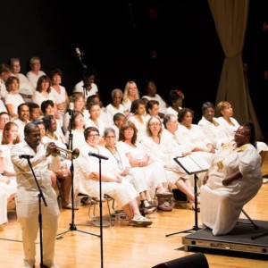 "RPM Voices of Rhode Island - 2019 Summer Concert - Precious Memories Five ""Expect Great Things"" @ McVinney Auditorium 