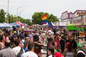 RI PrideFest @ RI PrideFest on South Water Street | Providence | Rhode Island | United States