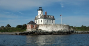 Southern Bay Lighthouse Tour with Save The Bay @ Alofsin Piers, Fort Adams | Newport | Rhode Island | United States