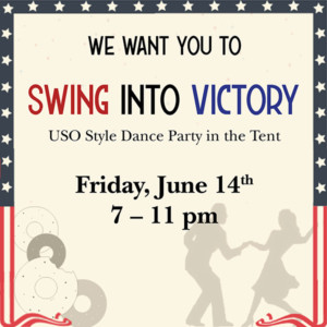 USO Party: Swing into Victory @ Blithewold Mansion, Gardens, and Arboretum | Bristol | Rhode Island | United States