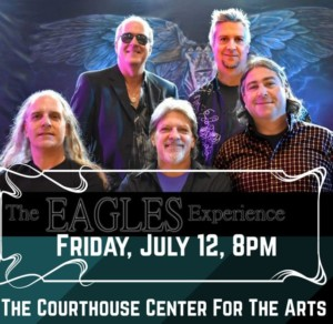 The Eagles Experience in Concert @ Courthouse Center for the Arts | South Kingstown | Rhode Island | United States