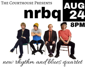 NRBQ at The Courthouse @ Courthouse Center for the Arts | South Kingstown | Rhode Island | United States