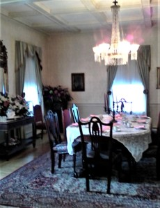 Summer Early Evening Tour with Tea at Historic Gov. Sprague Mansion Museum @ Governor Sprague Mansion Museum