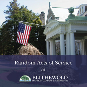 Knit for the Troops @ Blithewold Mansion, Gardens, and Arboretum | Bristol | Rhode Island | United States
