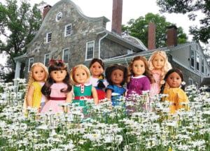 Samantha's Garden Party:  A Celebration of American Girl Dolls @ Hearthside House Museum | Lincoln | Rhode Island | United States