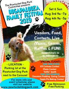 Dogapalooza Family Festival 2019 @ Dogapalooza Family Festival 2019 | Pawtucket | Rhode Island | United States