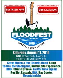 FloodFest 19 @ Little Rhody Vasa Park | Foster | Rhode Island | United States