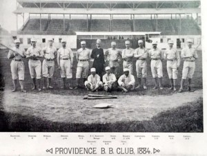 Ghosts of Messer Street: The Providence Grays, 1878-1885 @ East Providence Public Library | East Providence | Rhode Island | United States