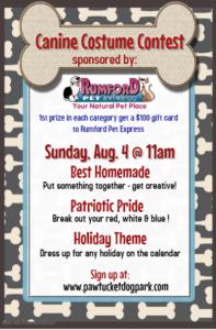 Canine Costume Contest @ Dogapalooza Family Festival | Pawtucket | Rhode Island | United States
