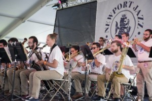 Concert on the Lawn: URI Big Band @ East Providence Public Library | East Providence | Rhode Island | United States