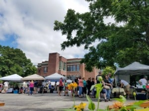Schoolyard Farmers-Makers Market at Hope and Main @ Hope & Main | Warren | Rhode Island | United States