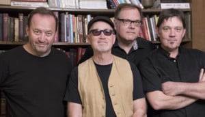 The Smithereens with Marshall Crenshaw @ Greenwich Odeum