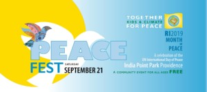 Peace Fest 2019: Kids and Climate @ India Point Park | Providence | Rhode Island | United States