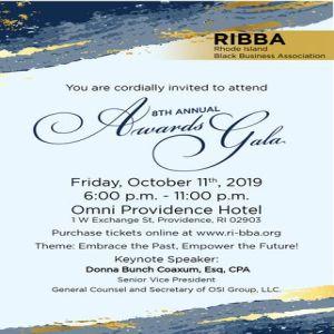 Eighth Annual Awards Gala @ Omni Providence Hotel | Providence | Rhode Island | United States