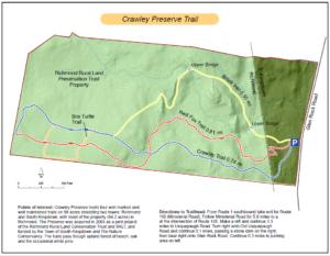 Third Thursday Hike: Crawley Preserve @ Crawley Preserve   Rhode Island   United States