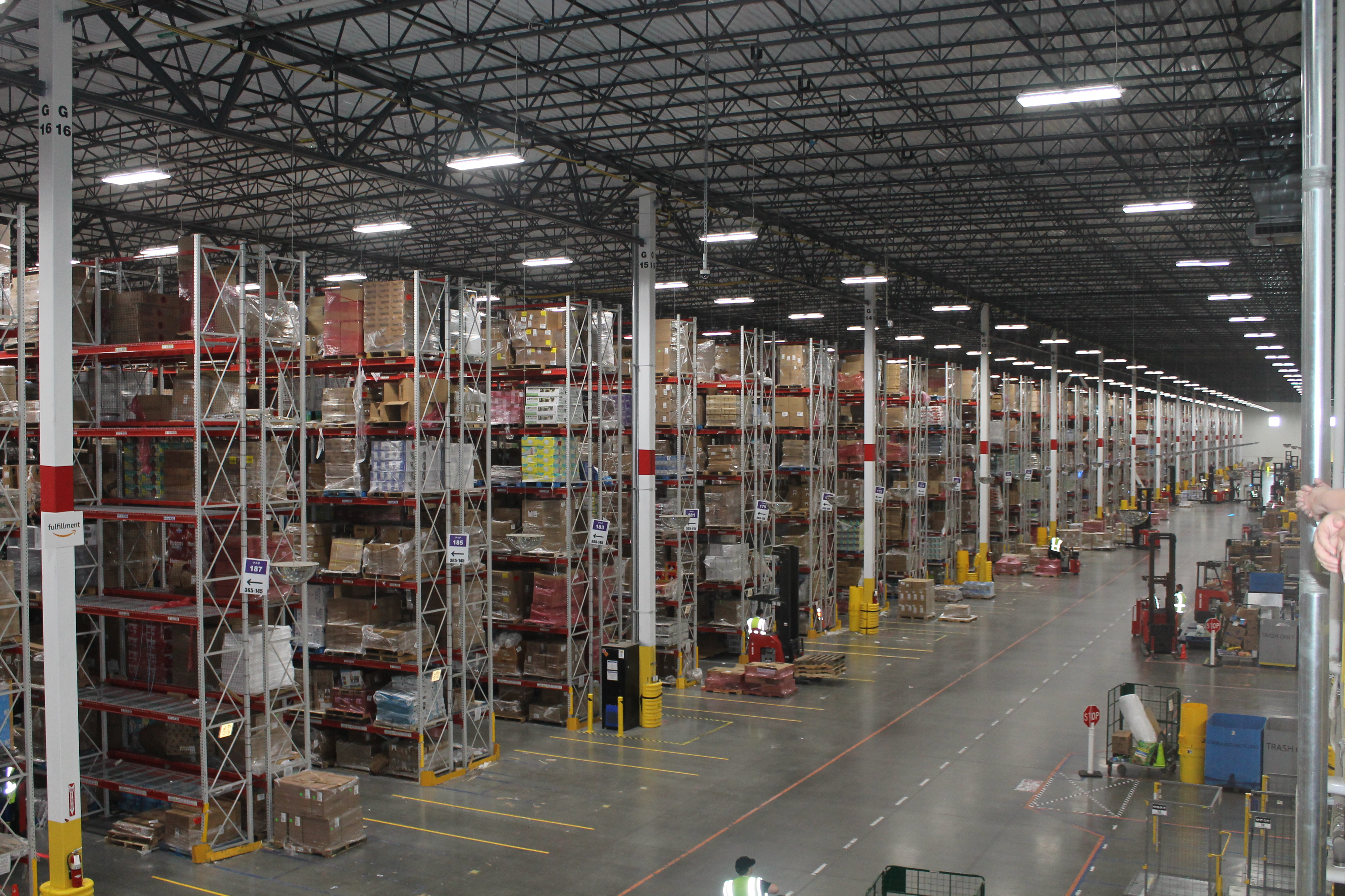 Fall River-Based Amazon Fulfillment Center Expands Tours to