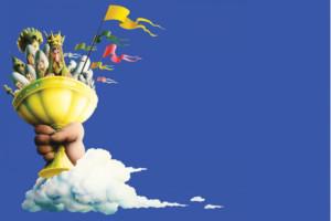 Monty Python's SPAMALOT @ URI Department of Theatre | Rhode Island | United States