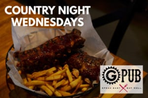 Country Night Wednesdays at GPub @ Providence GPub | Providence | Rhode Island | United States