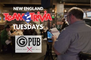 New England Team Trivia at GPub @ Providence GPub | Providence | Rhode Island | United States